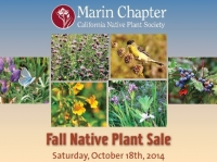 Fall 2014 Native Plant Sale & Fair